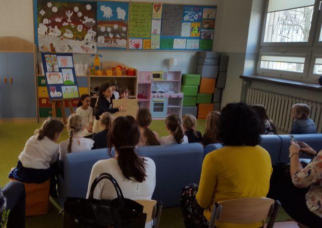 Oglądasz zdjęcia związane z artykułem: Międzyszkolny konkurs 'Życzliwość ważna sprawa'