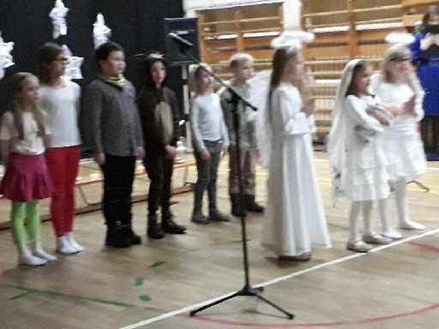 Oglądasz zdjęcia związane z artykułem: Petit Papa Noël… – koncert kolęd francuskich